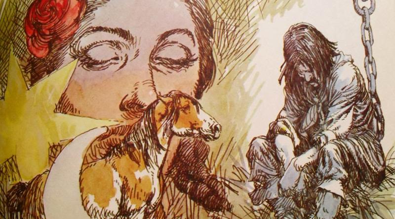 martin-fierro-ilustraciones-de-carlos-roume