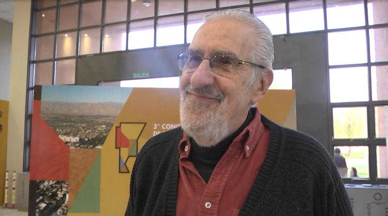 Dr. Atilio Borón en la UNSJ