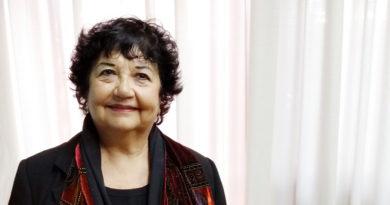 Dora Barrancos en la UNSJ