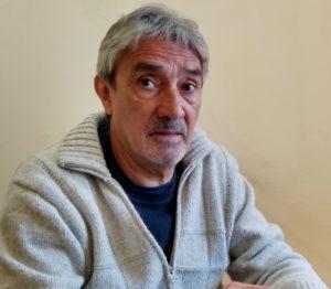 Geólogo Jorge Catnich