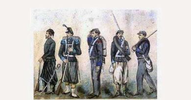 Uniformes milicia y milicos