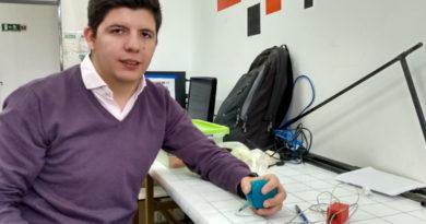 Dispositivo LOPTA desarrollado por Federico Mercado