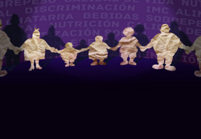 Un mundo actual en bandeja para la obesidad