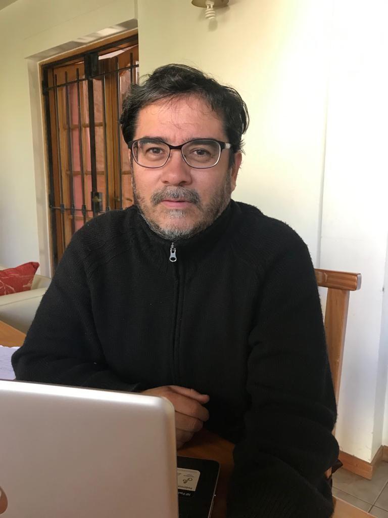 Mg. Sergio Zapata, informático.