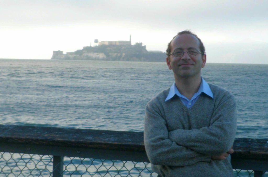 Dr. Carlos Saffe, astrónomo de la UNSJ y CONICET.