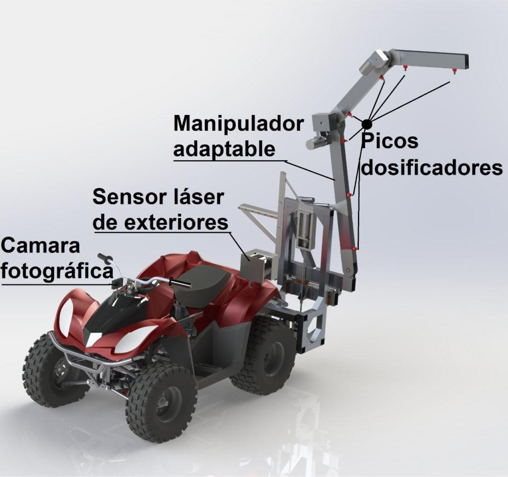 Proyecto que corresponde a la tesis doctoral del ingeniero Pedro Bocca